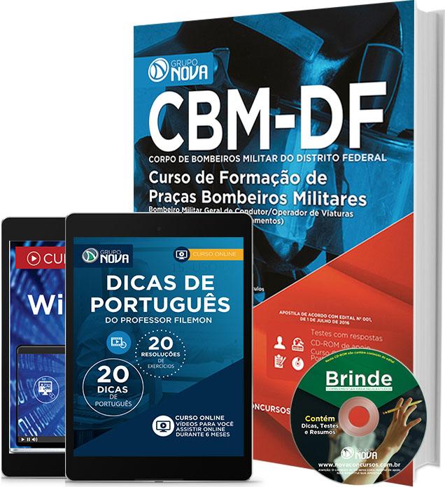 Apostila Bombeiro - CFP - Condutor e Operador de Viaturas e Manutenção ( Veículos e Equipamentos )
