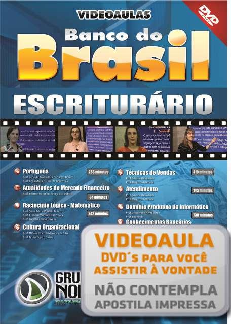 Apostilas BB - Banco do Brasil Escriturário - 2014