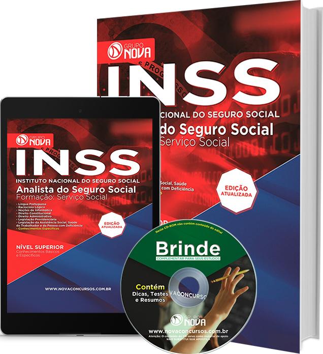 Apostila INSS 2016 - Analista do Seguro Social