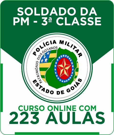 video aula da pm-go concurso Polícia Militar de Goiás 2016.