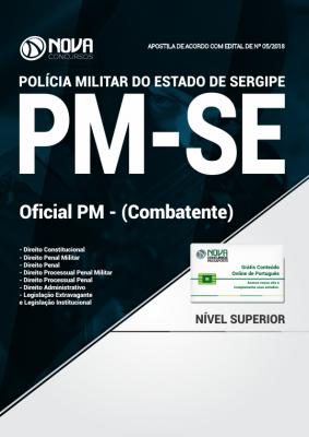 Apostila PM-SE - Oficial PM - Combatente