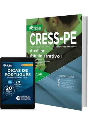 Apostila CRESS - PE - Auxiliar Administrativo I