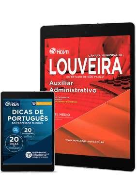 Download Apostila Câmara de Louveira Pdf - Auxiliar Administrativo