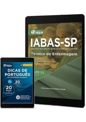 Download Apostila IABAS - SP Pdf – Técnico de Enfermagem