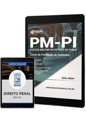 Download Apostila PM-PI Pdf – Soldado