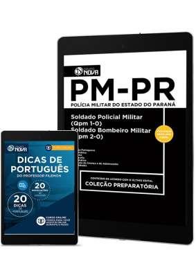 Download Apostila PM - PR 2017 Pdf - Soldado Policial Militar e Soldado Bombeiro Militar