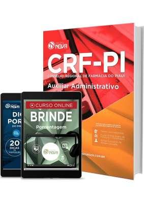 Apostila CRF PI - Auxiliar Administrativo