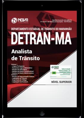 Download Apostila DETRAN - MA PDF - Analista de Trânsito