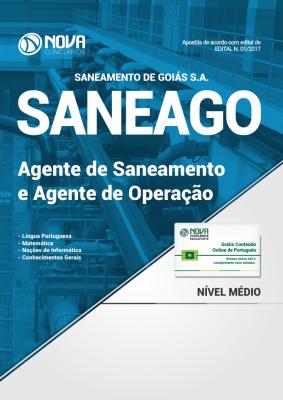 Apostila SANEAGO - Agente de Saneamento e Agente de Operação