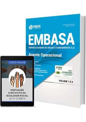 Apostila EMBASA - BA – Agente Operacional