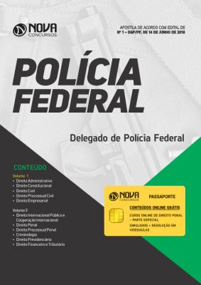 Apostila Delegado da Polícia Federal