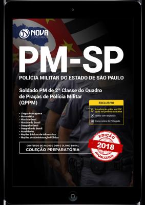 Download Apostila PM-SP - Soldado de 2ª Classe (PDF)