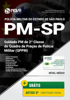 Apostila PM-SP - Soldado de 2ª Classe
