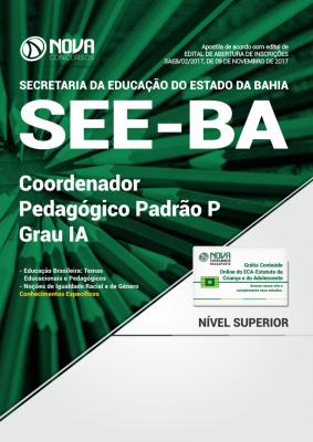 Apostila SEE-BA - Coordenador Pedagógico