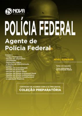 Apostila Polícia Federal - Agente de Polícia Federal