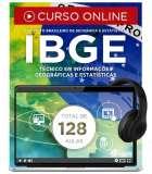 Curso Online IBGE -  Técnico em Informações Geográficas e Estatísticas