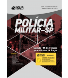 Apostila PM-SP - Soldado PM de 2ª Classe