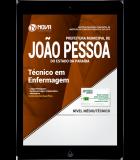 Download Apostila Prefeitura de João Pessoa - PB PDF - Técnico em Enfermagem