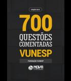 Livro de Questões Comentadas VUNESP