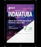Download Apostila Prefeitura de Indaiatuba - SP - Agente de Suporte Operacional (Masculino e Feminino) (PDF)
