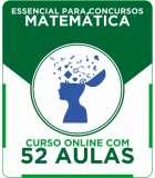 Curso Online Essencial para Concursos - Matemática