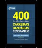 Download E-book Carreiras Bancárias CESGRANRIO 2018 - Questões Comentadas