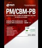 Apostila PM-PB e CBM-PB - Curso de Formação de Soldados