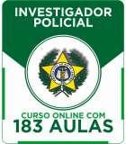 Curso Online PC - RJ 2016 - Investigador Policial