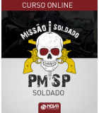 Curso Online Completo + Reta Final PM-SP - Soldado