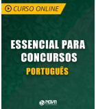 Curso Online Essencial para Concursos - Português