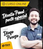 Curso Online Direito Penal Parte Especial com Professor Diego Pureza