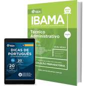 Apostila IBAMA - Técnico Administrativo