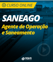 Curso Online SANEAGO - Agente de Operação e Saneamento