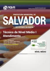 Apostila Pref. de Salvador- BA - Técnico de Nível Médio I - Atendimento