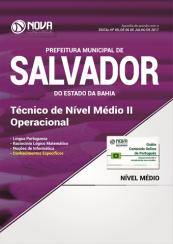 Apostila Pref. de Salvador-BA - Técnico de Nível Médio II - Operacional