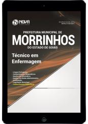 Download Apostila Prefeitura de Morrinhos - GO Pdf - Técnico em Enfermagem