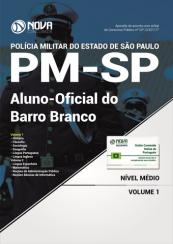 Apostila Barro Branco - PM-SP - Aluno Oficial (CFO)