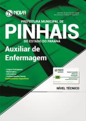 Apostila Prefeitura de Pinhais - PR - Auxiliar de Enfermagem
