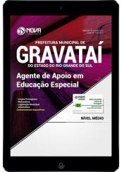 Download Prefeitura de Gravataí-RS PDF - Agente de Apoio em Educação Especial