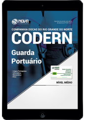 Download Apostila CODERN-RN PDF - Guarda Portuário