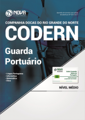 Apostila CODERN-RN - Guarda Portuário