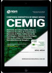 Download Apostila CEMIG PDF - Cargos de Eletricista e Mantenedor