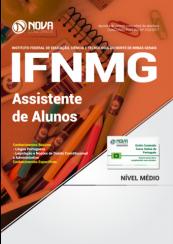 Apostila IFNMG - Assistente de Alunos