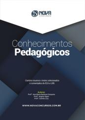 Livro Conhecimentos Pedagógicos