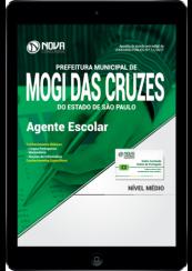 Download Apostila Prefeitura de Mogi das Cruzes-SP PDF - Agente Escolar