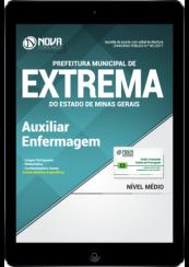 Download Apostila Prefeitura de Extrema-MG PDF - Auxiliar de Enfermagem