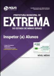 Apostila Prefeitura de Extrema-MG - Inspetor (a) de Alunos