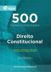 500 Testes de Direito Constitucional (Impresso)