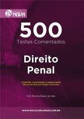 500 Testes de Direito Penal (Impresso)