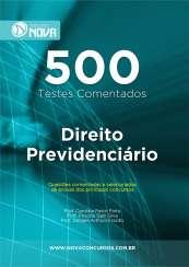 500 Testes de Direito Previdenciário (Impresso)